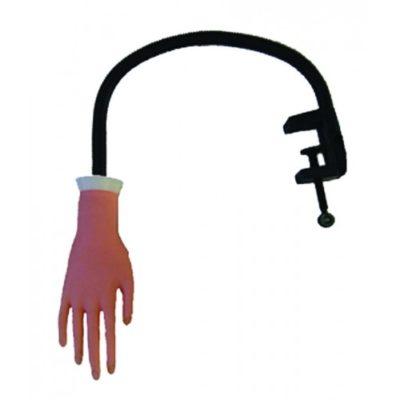 5_Πλαστικό χέρι εξάσκησης με βάση-500x500